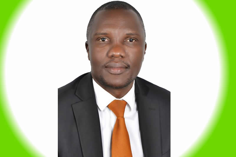 Okwi James, Founder & Director Operations at Youth Go Green Uganda2 2017