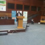 Young people will have their voices heard when it comes to climate change. -Edwin Muhumuza