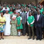 Youth Go Green Members prepared to tackle climate change1