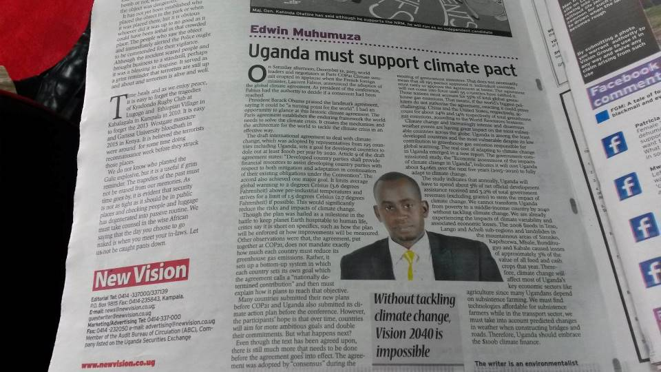 Climate Article