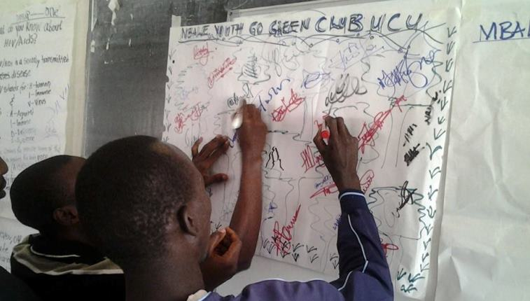 The Green Pledge