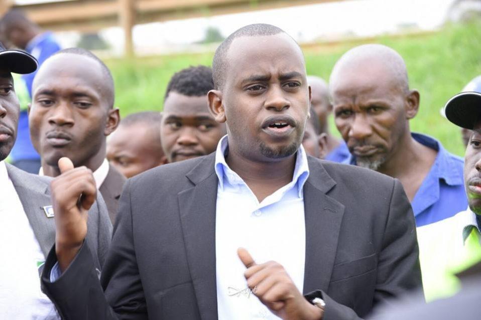 Edwin Muhumuza, Yputh Go Green